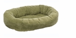 Bowsers Donut Dog Bed-Apple Green