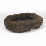 Bowsers Microvelvet Donut Dog Bed-Windsor