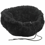 Bowsers-Black Fur -  Buttercup Dog Bed