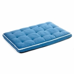 "Bowsers-Luxury  ""Blueberry"" -  Dog Crate Mattress"