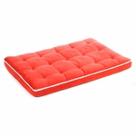 "Bowsers-Luxury  ""Watermelon"" -  Dog Crate Mattress"