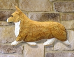 Welsh Corgi (pembroke) Wall Art-Blonde