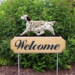 English Setter DIG Welcome Stake-Liver