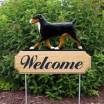 Entlebucher Mt. Dog DIG Welcome Stake-Standard