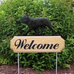 French Bulldog DIG Welcome Stake-Black Brindle