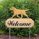 Labrador Retriever DIG Welcome Stake-Yellow