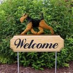 Welsh Terrier DIG Welcome Stake-Standard