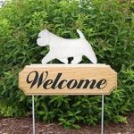 West Highland Terrier DIG Welcome Stake-Standard