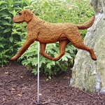 Chesapeake Bay Retriever Garden Stake-Standard