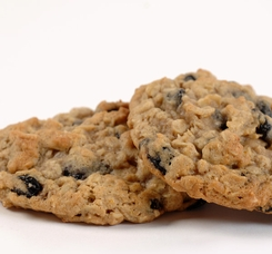 Oatmeal Blueberry