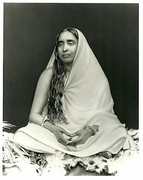 Holy Mother Photo (B&W)(8x10)