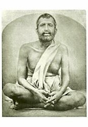 Ramakrishna Photo (B&W)(5x7)