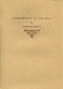 Development Of The Will
