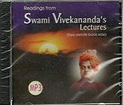 Readings from Swami Vivekananda's Lectures (MP3)