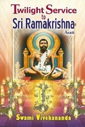 Twilight Service To Sri Ramakrishna:Arati