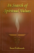 In Search Of Spiritual Values