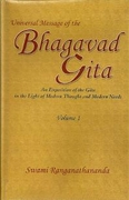 Universal Message Of The Bhagavad Gita (3 Volumes)
