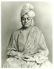 Vivekananda Photo (B&W)(8x10)