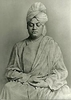 Vivekananda Photo (B&W)(2 1/2x3 1/2)