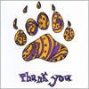 Paisley Paw Thanks