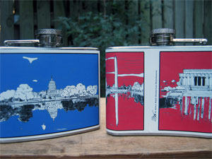 D.C. Film Flasks