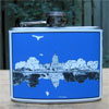D.C. Film Flask - Blue