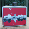 D.C. Film Flask - Red