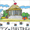 Jefferson Memorial Birthday