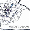 Personalized White Blossom Notes