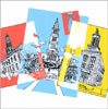Old Town Note Cards - Set of 8