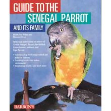 Barrons Guide to the Senegal Parrot and Its Family