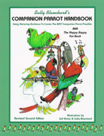 Companion Parrot Handbook by Sally Blanchard