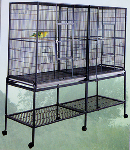 HQ Double Flight Cage