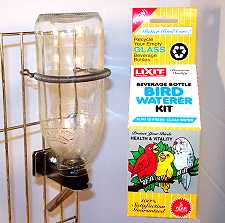 Lixit Waterer Kit with Medium Tube