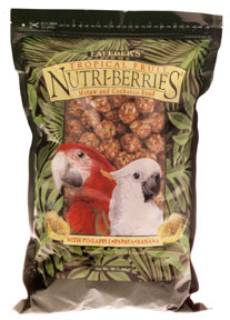 Lafeber Tropical Fruit Nutri-Berries Macaw 3lb