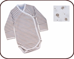 Organic Long-Sleeved Onesie