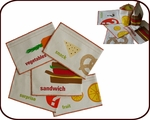 Organic Sandwich & Snack Bags - Set of 5