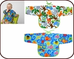 Waterproof Messy Bib for Boys & Girls