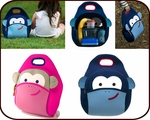 Insulated Monkey Lunch Bag