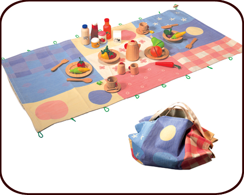 Picnic Playmat (3 years+)