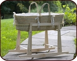 Moses Basket Rocker