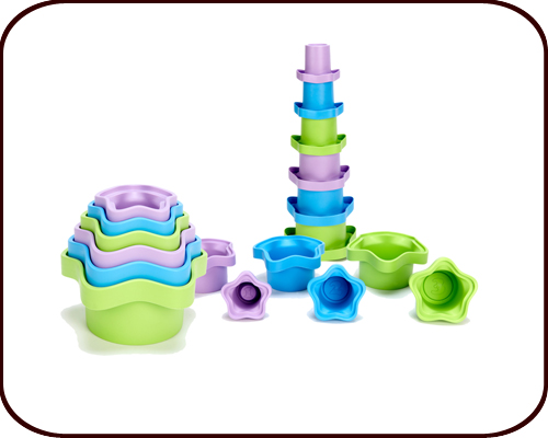 Bath & Beach Toys - Stacking Cups