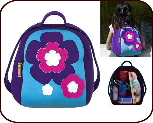 Insulated Flower Backpack