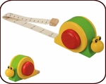 Snail Measuring Tape (3 years+)
