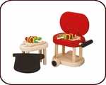 Dollhouse Accessories - Barbecue Set