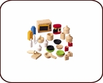 Dollhouse Accessories for Kitchen