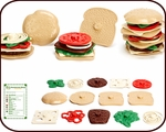 Sandwich Shop Set
