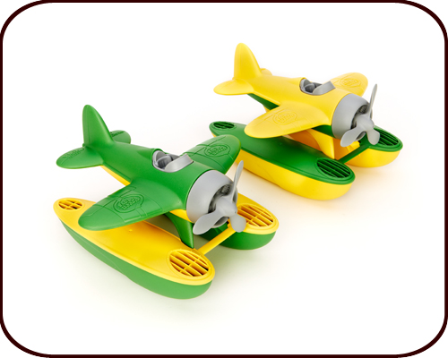 Bath & Pool Toy - Seaplane