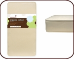 Organic Mattress: Naturepedic 2 in 1 Organic Cotton Ultra