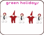 "GREEN HOLIDAY GIFT GUIDE <font color=""ff0000"">2017</font>"